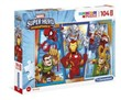 Marvel Super Hero 104 maxi pezzi Supercolor Puzzle