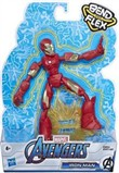 Avengers. Iron Man Bend and Flex (Action Figure Flessibile 15cm)