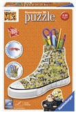Ravensburger 3D Puzzle Girly Girl Edition - Minions Sneaker