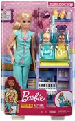 Barbie. Carriere Playset Pediatra