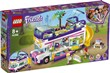 LEGO Friends (41395). Il bus dell'amicizia