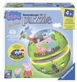 Ravensburger 11782 My First 3D Puzzle Peppa Pig Puzzle 40 pezzi