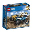 LEGO® 60218 City Great Vehicles - Auto da rally del deserto