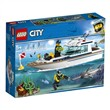 LEGO® 60221 City Great Vehicles - Yacht per immersioni