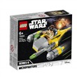 LEGO Star Wars (75223). Microfighter Naboo Starfighter