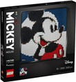 LEGO ART (31202). Disney's Mickey Mouse
