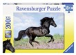 Ravensburger 12803 Black Stallion Puzzle 200 pezzi