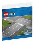 LEGO City Supplementary (60236). Rettilineo e incrocio a T
