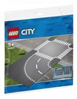 LEGO City Supplementary (60237). Curva e incrocio