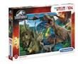 Jurassic World 104 pezzi Supercolor Puzzle