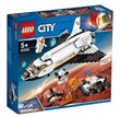 LEGO City Space Port (60226). Shuttle di ricerca su Marte