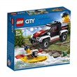 LEGO City Great Vehicles (60240). Avventura sul kayak