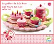 DJ06639 - Set Tea Party Lili Rose