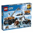 LEGO City Arctic Expedition - 60195 - Base mobile di esplorazione artica