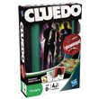 Hasbro Gaming - TRAVEL CLUEDO - 48x160x235