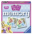 Ravensburger 21114 Disney Princess Palace Pets Memory®