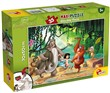Puzzle Df Supermaxi 35 Jungle Book
