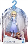 Hasbro Disney Frozen 2, Small Doll Basic Elsa, Multicolore