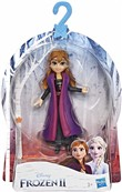 Hasbro Disney Frozen 2 Anna Small Doll Basic, Multicolore