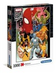 Marvel 80th Anniversary 1000 pezzi High Quality Collection