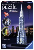 Ravensburger 3D Puzzle Building Night Edition - Chrysler Building
