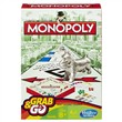 Hasbro Gaming - TRAVEL MONOPOLY  - 48x160x236
