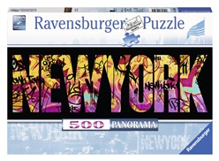 Ravensburger 14650 New York Graffiti Puzzle 500 pezzi