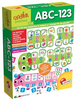 Carotina Plus Primo Abc-123
