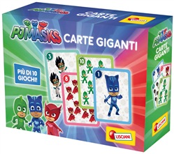 Pj Masks  Giant Cards