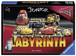 Ravensburger Cars 3 Junior Labyrinth