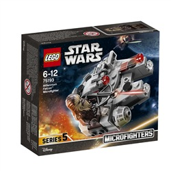 LEGO 75193 Star Wars TM -  Microfighter Millennium Falcon™
