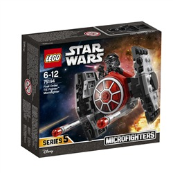 LEGO 75194 Star Wars TM -  Microfighter First Order TIE Fighter™