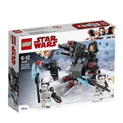 LEGO 75197 Star Wars TM -  Battle Pack del Primo Ordine