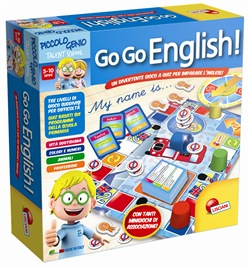 Piccolo Genio Ts Go-Go English