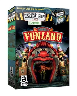 Escape Room the Game: Benvenuti a Funland (Esp)