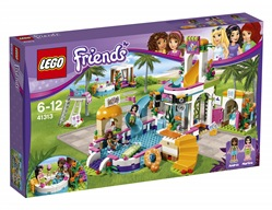 LEGO Friends - 41313 - La piscina all'aperto di Heartlake