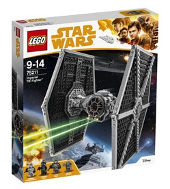 LEGO Star Wars - 75211 - Imperial TIE Fighter™