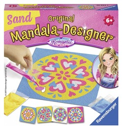Ravensburger Mandala Sand Mini - Romantic