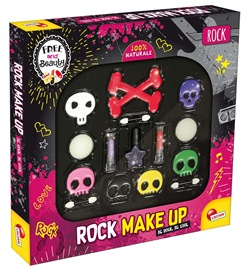 Free And Beauty Rock Make Up