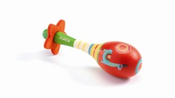 Djeco - Maracas (9 pcs display) - 23 x 21 x 15 cm
