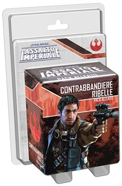 Image of Star Wars. Assalto Imperiale. Contrabbandiere Ribelle