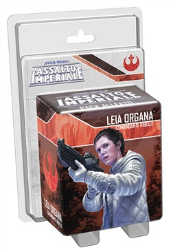 Image of Star Wars. Assalto Imperiale. Leia Organa