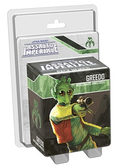 Image of Star Wars. Assalto Imperiale. Greedo