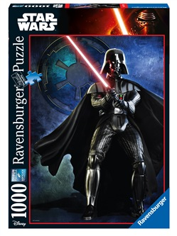 Ravensburger 19679 Puzzle Darth Vader Star Wars Ultimate Collection 1000 Pezzi