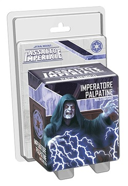 Image of Star Wars. Assalto Imperiale. Imperatore Palpatine, Maestro Sith